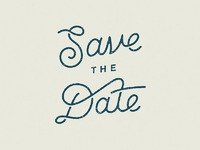 Anneerikwedding savethedate