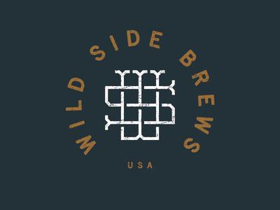 Wild Side Brews - Monogram 01
