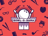Bowl-O-Rama Illustration
