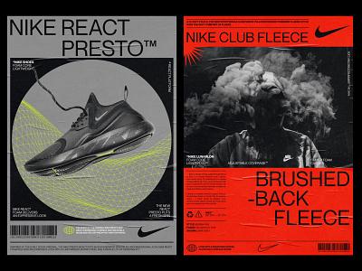 Nike Posters   01 nike running fashion lifestyle poster art nike air poster design poster nike poster nike layout design