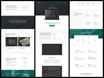 Prairie Software Developers   Website programmers software development company software agency typography website design user interface web design branding