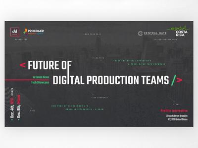 Future of Digital Production Teams