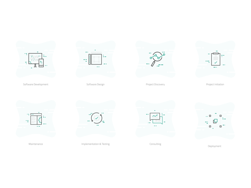 Icons for Prairie Applications software engineering icons by alfredo agency icon software icon icon designer icons pack icons design icons