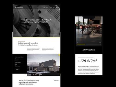 MM Architecture Website