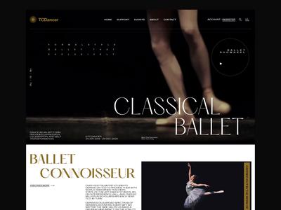 TCDancer / Homepage