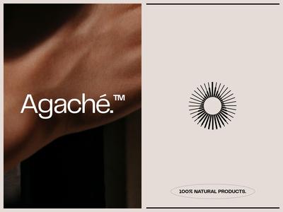 Agache Logo Design