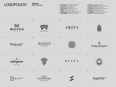Logofolio Alphamark / 2018-19