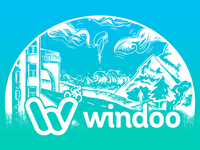 Final Logo version for Windoo