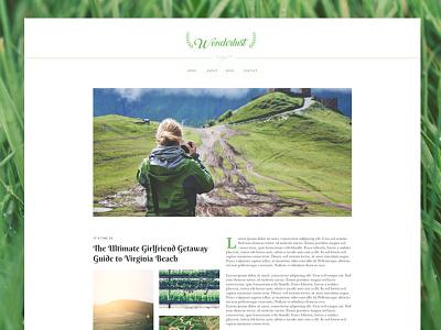 Wanderlust1 travel blog light skin clean nam hcm website