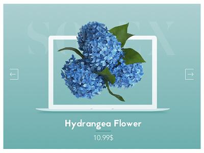 Flower Shop Shot #2 ecommerce blog website classic clean nam hcm flower shop flower woman