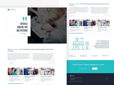 #New UI 02 new ui website clean nam hcm