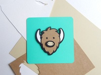 Paper Icons Part 3: Yik Yak