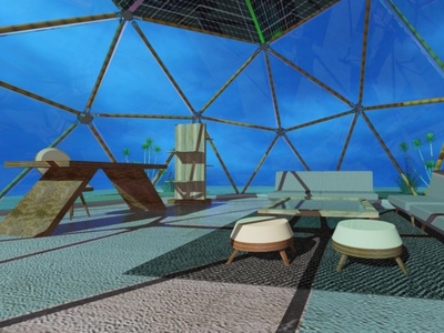 Interior Design Sketch interiordesign geometry 3d art 3d modeling
