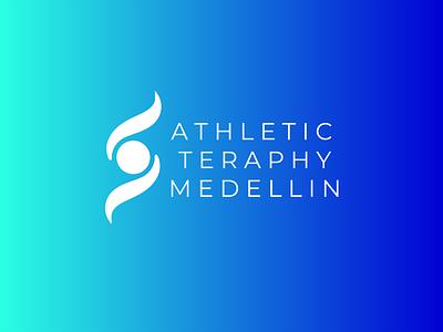 Athletic Teraphy medellin logodesign logo