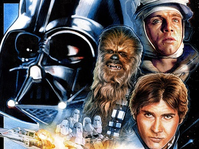 Star Wars - Empire Strikes Back