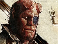 Hellboy Red 2