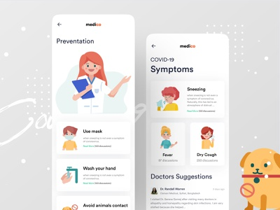 Covid 19 branding ux covid dribbble best shot ofspace agency ofspace health app healthcare healthy health corona renderer corona render coronarender coronavirus corona covid-19 covid19