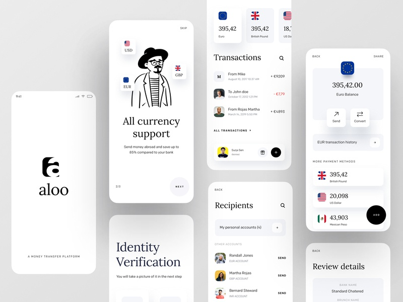 Money transfer   A Better Way to Handle Your Money dribbble best shot ofspace agency dribbble ofspace currency converter currency exchange currency money management money transfer money bag money app money payment form payment method payment app payments payment