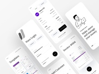 Wave Redesign: Invoicing and Money Management dribbble invite dribbble branding dribbble best shot ofspace agency ofspace phonepe paytm revolt paypal payment method payment form payment app payments payment invoice funding invoices invoice template invoice design invoice