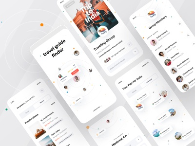Easy Travel App UI branding design branding minimal app minimal clean app app ui design app designer app design ofspace academy ofspace agency ofspace travel app design travel app ui travel agency travel apps travelling travel app traveling training travel