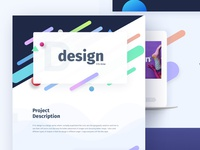 Experimental Design on Behance