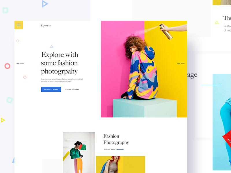 Color Fashion - Experimental Design