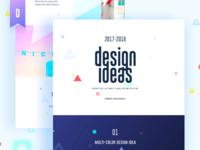 Visual Design Ideas