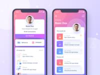 WIP : iOS App Concept