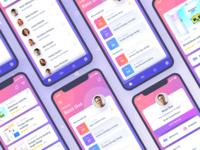 Design : iOS App Concept WIP