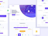 Cryptocurrency UI