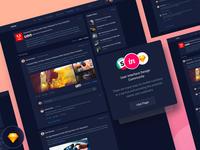 Blogging Community UI