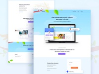 """Friend"" - A Social Web UI"