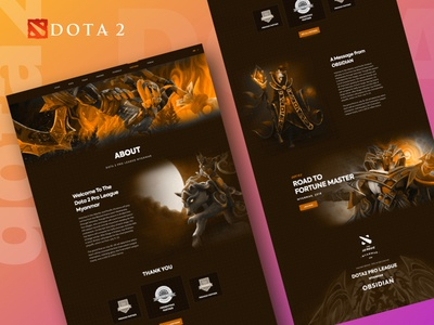 Dota2 : About