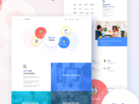 Blue Fox Media UI
