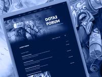 Dota2 : Forum