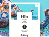 Dribbble Meetup 2018, Sylhet