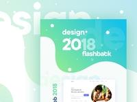Web Flashback 2018