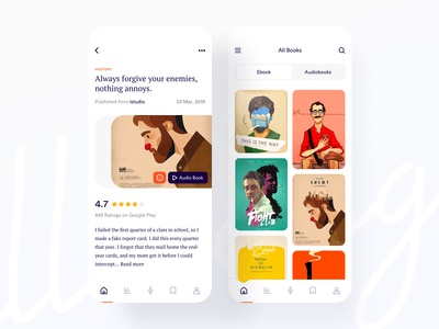 EBook Application 01
