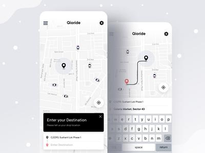 Ride Share App