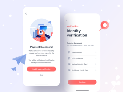 Payment Successful web mobile sorry no matches no message profile match message vector illustration dribbble best shot creative dating website dating daring app