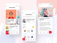 Preview news app 2