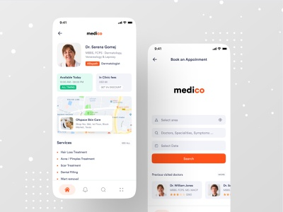 Medical App health care health app medico google map ofspace hospitality hospital app medicine medical logo medication medical care medical app medical health