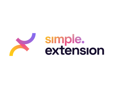 Simple. Extension