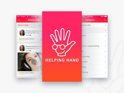 Helping Hand - serve you better