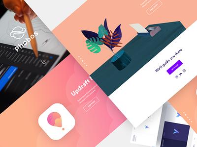 Phobos balloon plant space customer experience ux illustration startups design agency portfolio branding agency brands branding