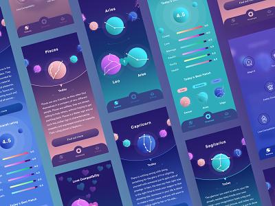 Zodiapp game game app zodiac app zodiac signs zodiac planets planet astrology app