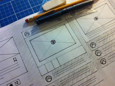 Wireframe Zeddit sketching ui achievement user interface drawing wireframe uiux wire frame ios iphone ipad sketchbook pencil web app ux app rob davis