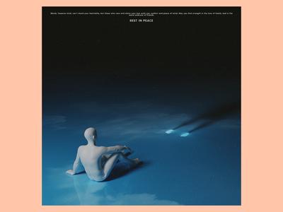 Ex.283 abstract art sleeve vinyl music blender passing human cd lp ep ablum cover