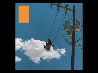 Ex.278 dreamy moody minimal album art abstract music cd lp ep sleeve vinyl cover art album