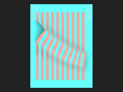 163 geometric illustration art abstract challenge design everyday poster